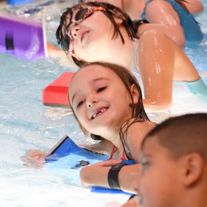 Simlyftet – alla barn ska kunna simma